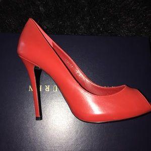 Ralph Lauren Purple Label Shoes - Purple label high heels